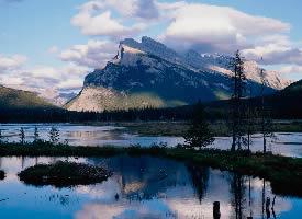 如诗如画的山水风景图片