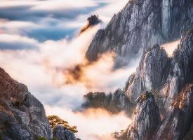 美得像在中国画里——黄山