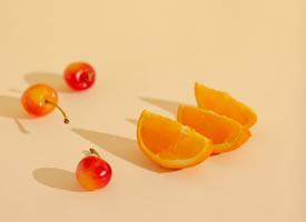 一组超好看的橘子图片欣赏