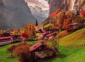 瑞士,美的无暇,美的纯粹