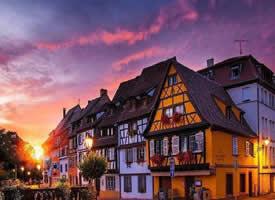 法国小镇埃吉谢姆,太美了