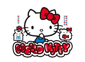 HelloKitty时尚卡通创意手机壁纸