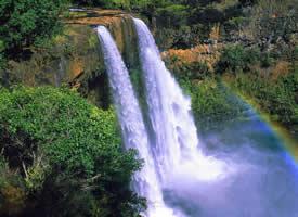 一组绝美的瀑布摄影图片