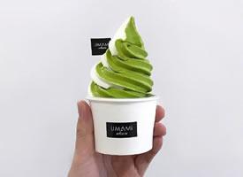 暖暖的天气最适合吃冰淇淋了