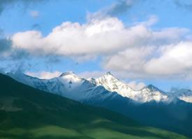 美化心灵的青青草原