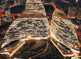 现代化的中国之都——北京