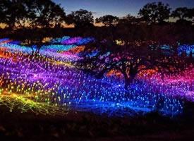 澳大利亚乌鲁鲁荒漠中的梦幻星海——原野星光