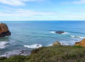 悉尼的海岸,有着别具一格的美