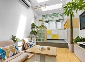 20㎡迷你单身公寓,这样设计空间更开阔