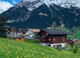 素颜下的瑞士,悠闲的夏日时光