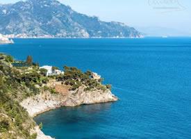 意大利的阿马尔菲海岸,尽显恬静和温柔