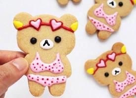 超级可爱的小饼干