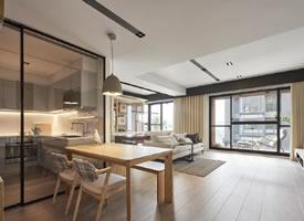 极简原木设计案例,纯真自然般的家居生活 