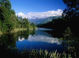 精选好看的自然山水风景图片