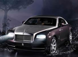 世界顶级豪车劳斯莱斯wraith壁纸图片