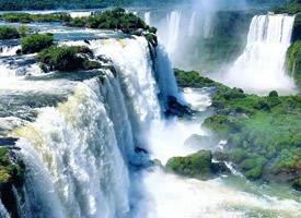 世界最宽、南美最大的瀑布 —— 伊瓜苏瀑布
