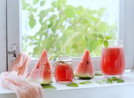 必不可少的夏季水果-西瓜