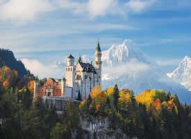 德国建筑名胜高清图片