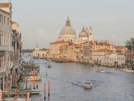 水城威尼斯风景摄影图片