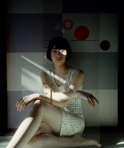 小松菜奈时尚中文杂志封面写真图片