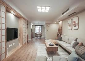 使用面积120㎡日式三居室 