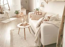 极简小清新治愈系的家居装饰