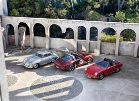 保时捷911 Targa 4S Heritage Design Edition