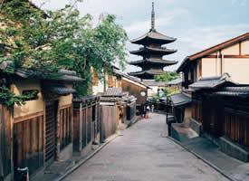 日本京都,一个淡雅幽静的好地方