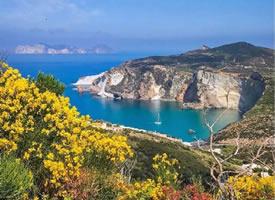 意大利蓬扎岛,这真是个神仙国度,美的地方真多