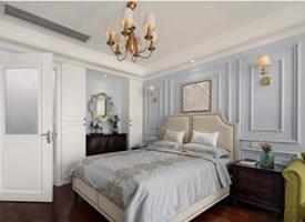 60平美式风小公寓,浪漫舒适的居家感
