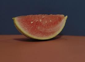 一组夏季水果-西瓜图片