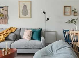 实用又浪漫的小户型公寓 