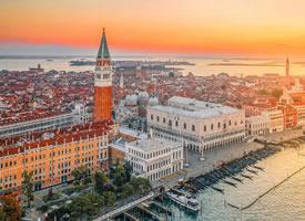 水城威尼斯,至今弥漫着专属于中世纪的浪漫