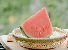 清凉一夏的西瓜图片欣赏