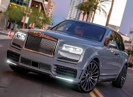 劳斯莱斯Rolls Royce Cullinan Mansory 1 of 3