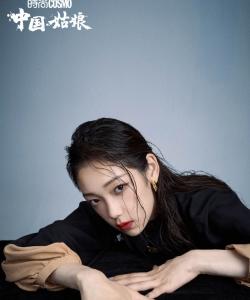 希林娜依·高中国姑娘大片写真图片