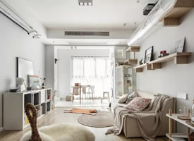 68平米日式两居室