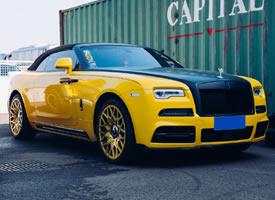 MANSORY Rolls-Royce Dawn,低调奢华有内涵