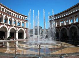天津佛罗伦萨小镇风光图片