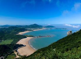 舟山朱家尖大青山国家公园旅游风景图片