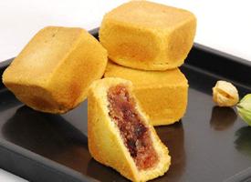 台湾特色糕点凤梨酥
