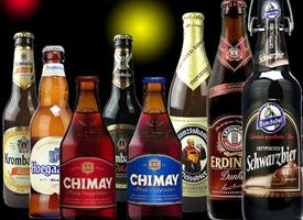 各种各样的啤酒图片