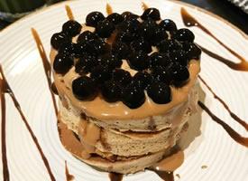 珍珠熔岩蛋糕图片