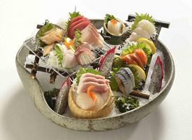 美味清口的寿司图片