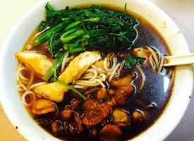 香港特色小吃车仔面图片