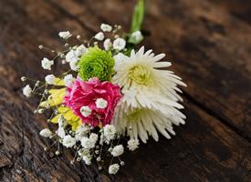 小清新唯美花束图片桌面壁纸