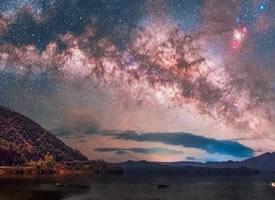 想和你一起去看泸沽湖的星空