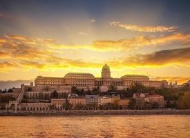 布达佩斯的温柔黄昏