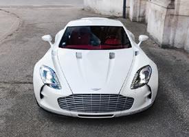 Aston Martin One-77,完美帅气