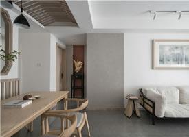 120平中式风家居装修设计效果图